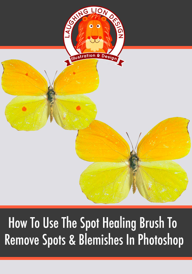 How-To-Use-The-Spot-Healing-Brush---Photoshop