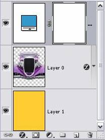 how to change background layer color in photoshop cs6
