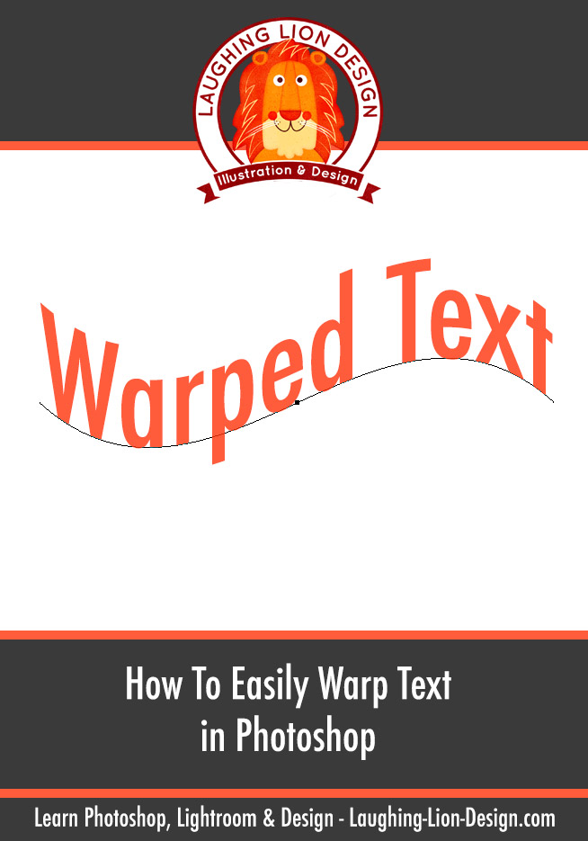 How-To-Easily-Warp-Text-In-Photoshop