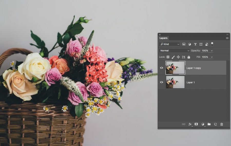 basket-of-flowers-with-duplicate-layer
