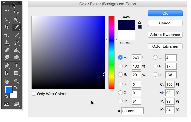 Furry Text 6 - Select Color With Color Picker