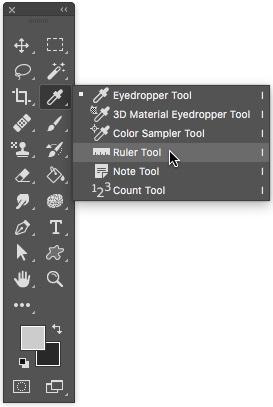 ruler-tool-hidden-under-eyedropper-photoshop