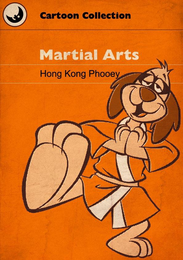 Hong Kong Phooey. Hong Kong Phooey