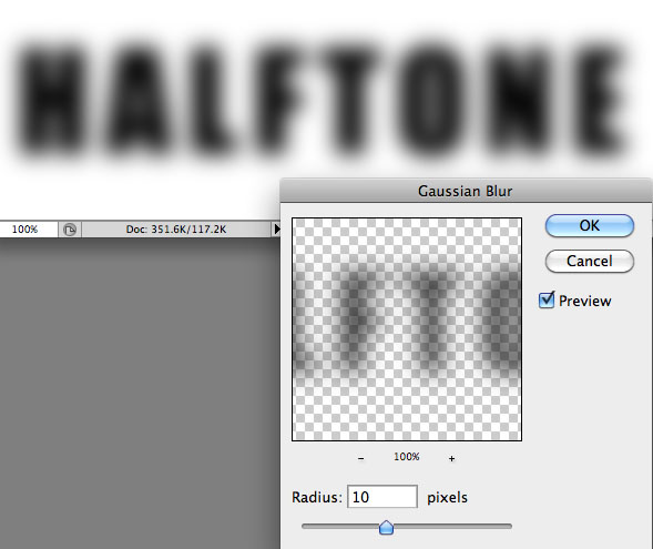 How To Create A Dirty Halftone Effect In Photoshop