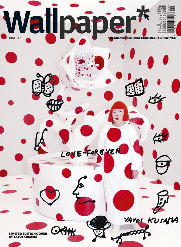 Wallpaper* Limited Edition Yayoi Kusama