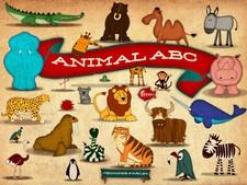 Animal ABC iBook