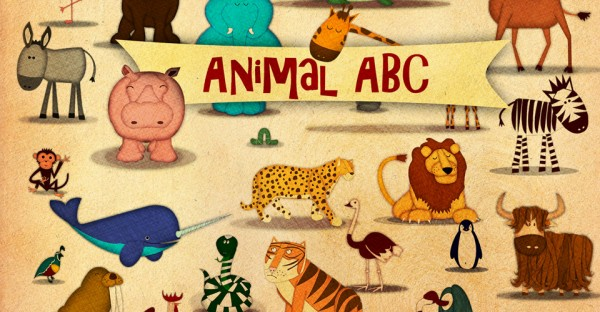 ANIMAL ABC BY JENNIFER FARLEY