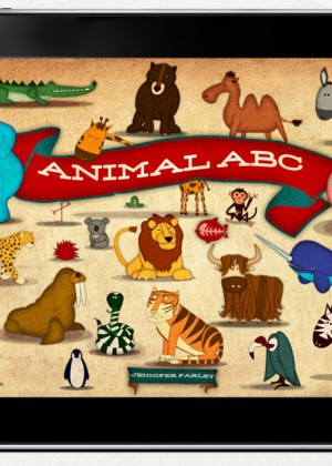 Animal ABC iBook