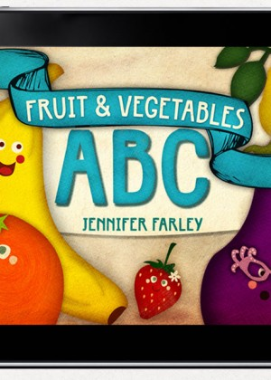 Fruit & Vegetables ABC iBook