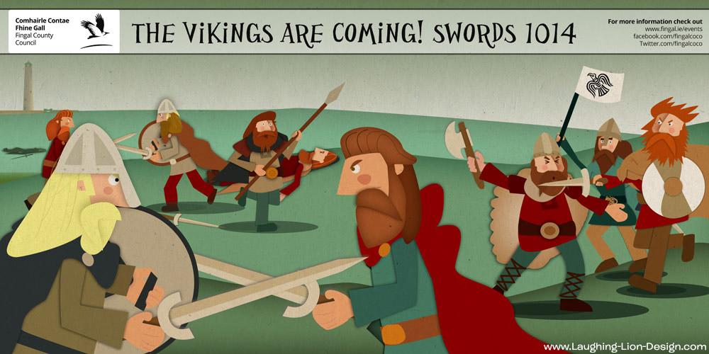 Vikings2-JenniferFarley-BattleofClontarf