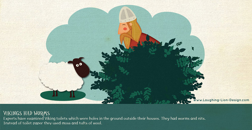 4-Viking-Facts-Illustrated-by-Jennifer-Farley