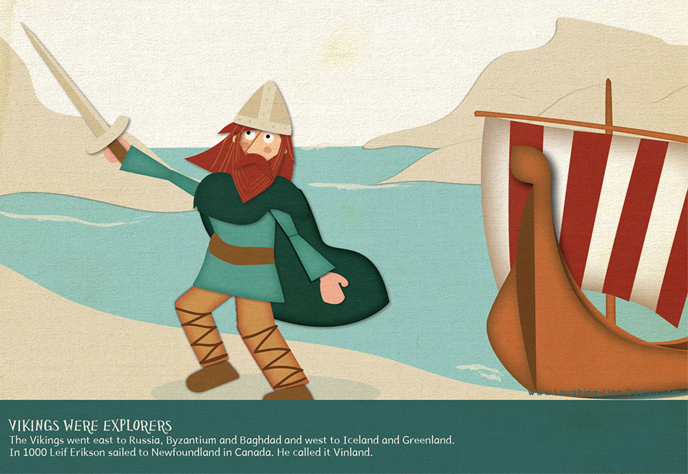 7-Viking-Facts-Illustrated-by-Jennifer-Farley