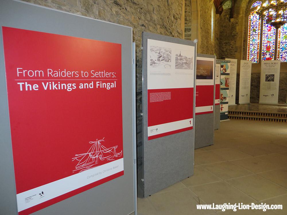 ExhibitionPanels2-Laughing-Lion-Design