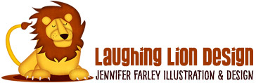Laughing Lion Design - Jennifer Farley Illustrator & Designer