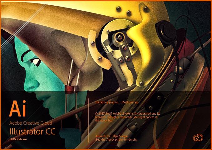 1-01-Illustrator-Opening-Screen