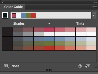 Illustrator Color Guide