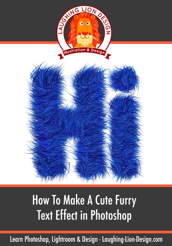 how-to-create-a-cute-furry-text-effect-in-photoshop