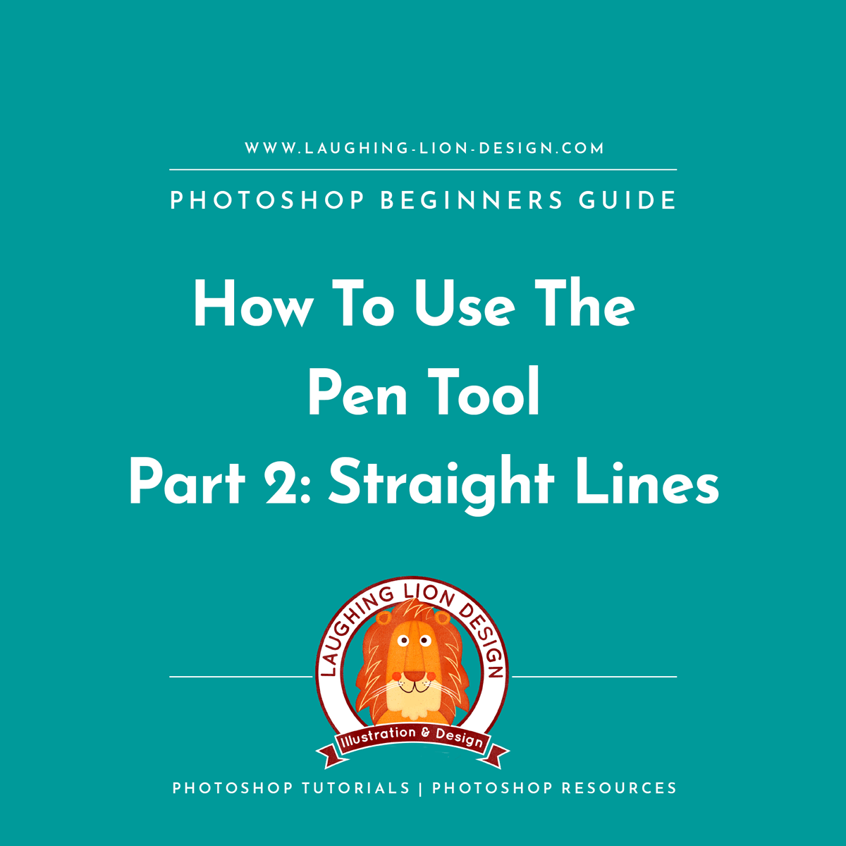 Beginners guide to using the pen tool in photoshop part 2 how to use the pen tool in photoshop baditri Gallery